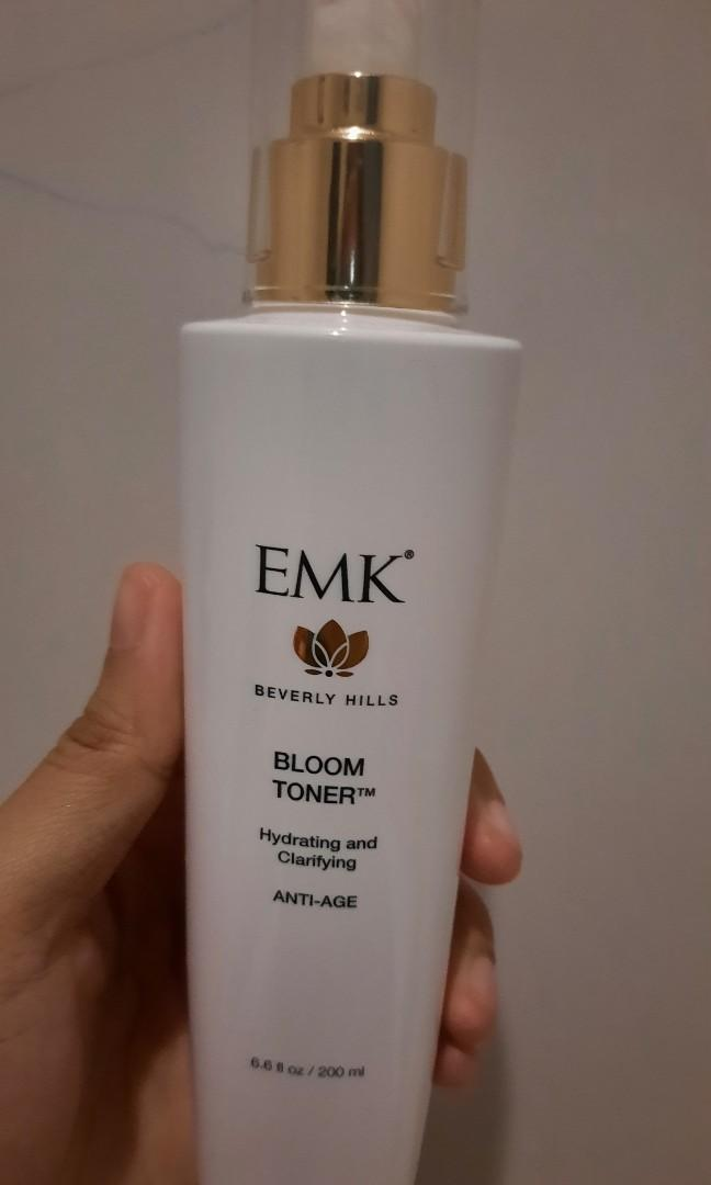 (PRELOVED) EMK Beverly Hills Bloom Toner