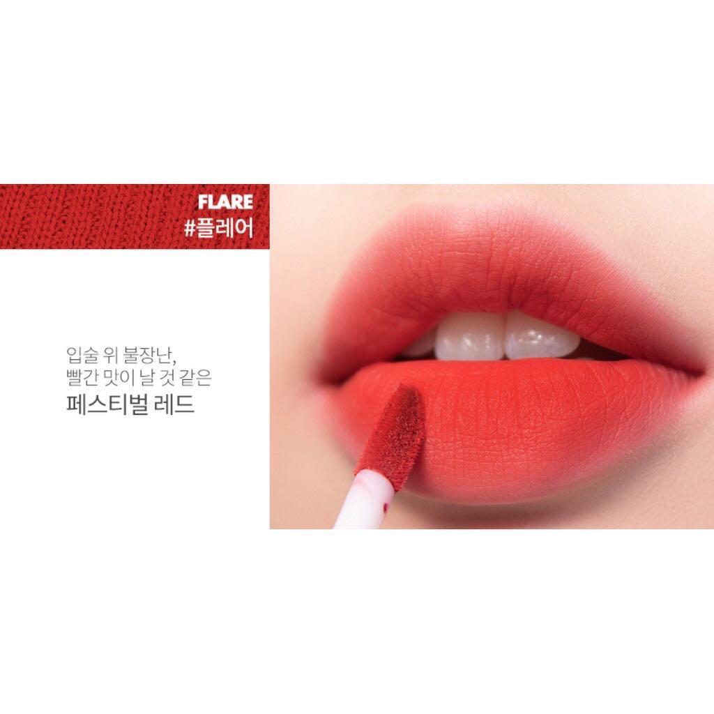 Romand 韓國🇰🇷唇釉# flare