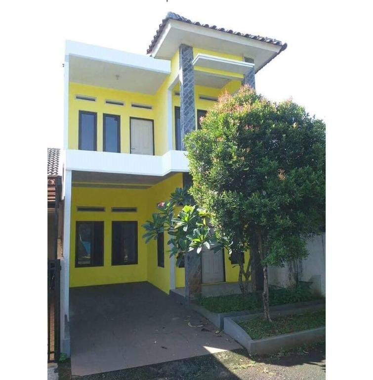 Rumah 2 Lantai Siap Huni Super Murah Di Bojongsari Depok