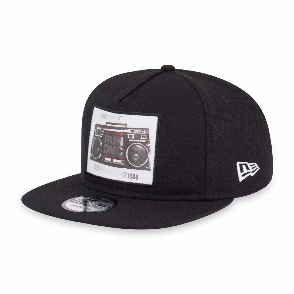 RUN DMC NEW ERA CAP