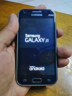 Samsung galaxy j1 2015 untuk di jual