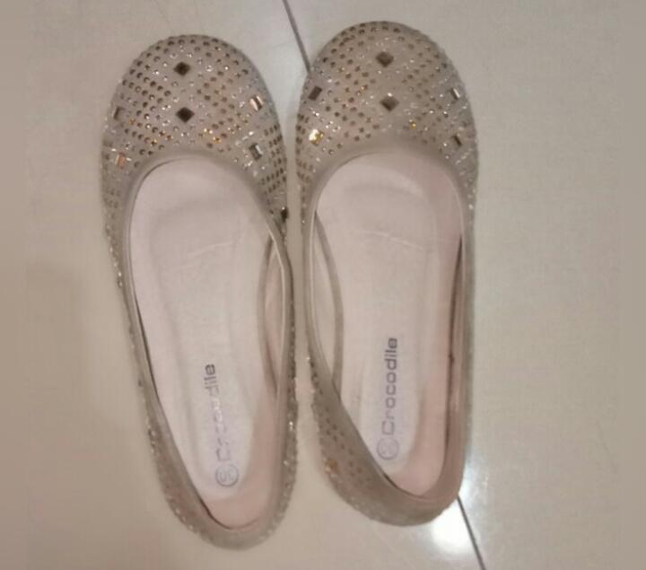 Sepatu anak perempuan original merk crocodile