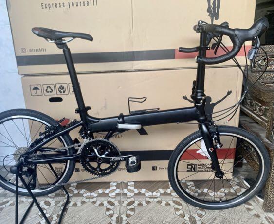 Sepeda Lipat Balap