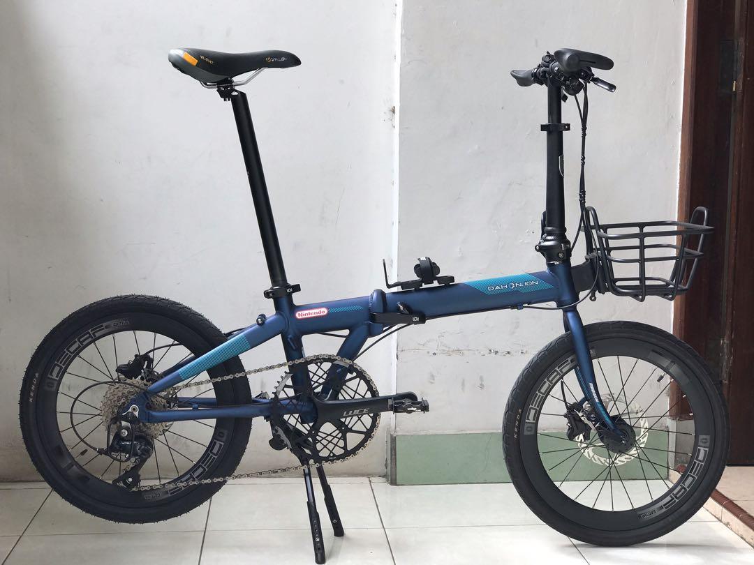Sepeda Lipat DAHON ION Madison Fnhon Specialized Polygon United