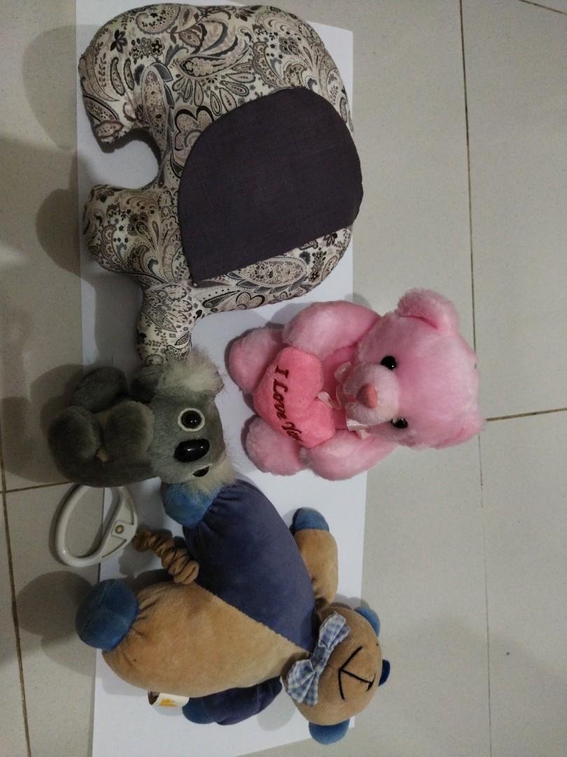 Set Boneka 4