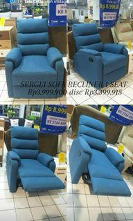 Sofa reclener
