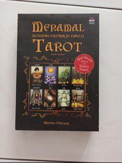 TAROT full set buku+kartu