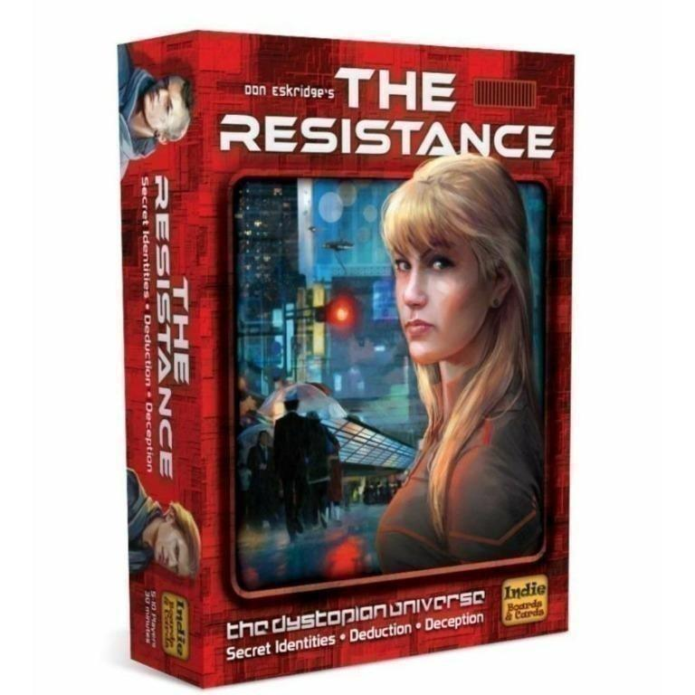 The Resistance The Dystopian Universe