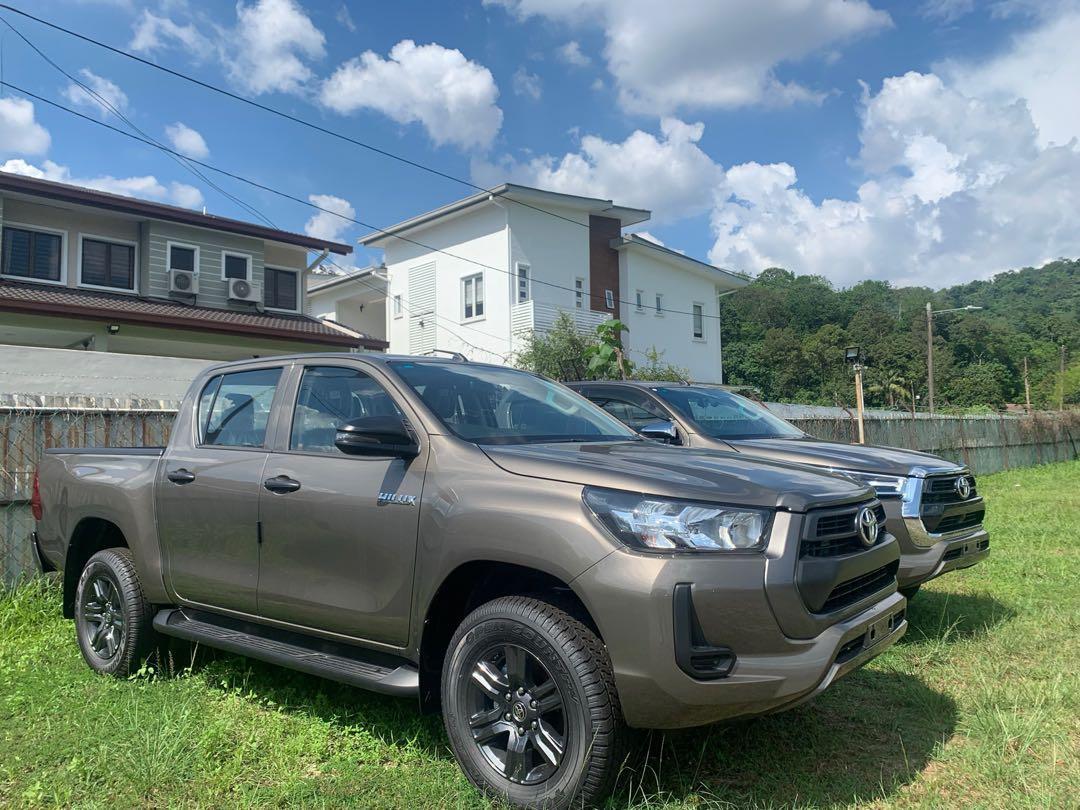 Toyota Hilux Baru