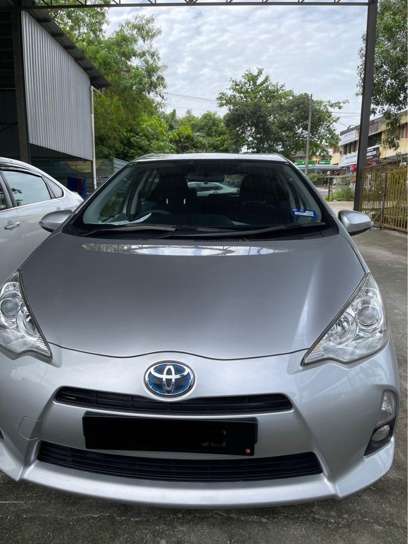 Toyota Prius C 1.5 (A) Hybrid
