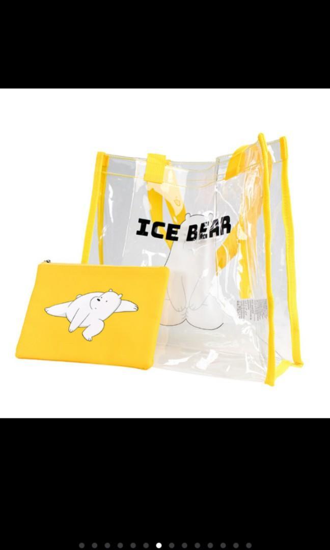 Transparant Bag Miniso