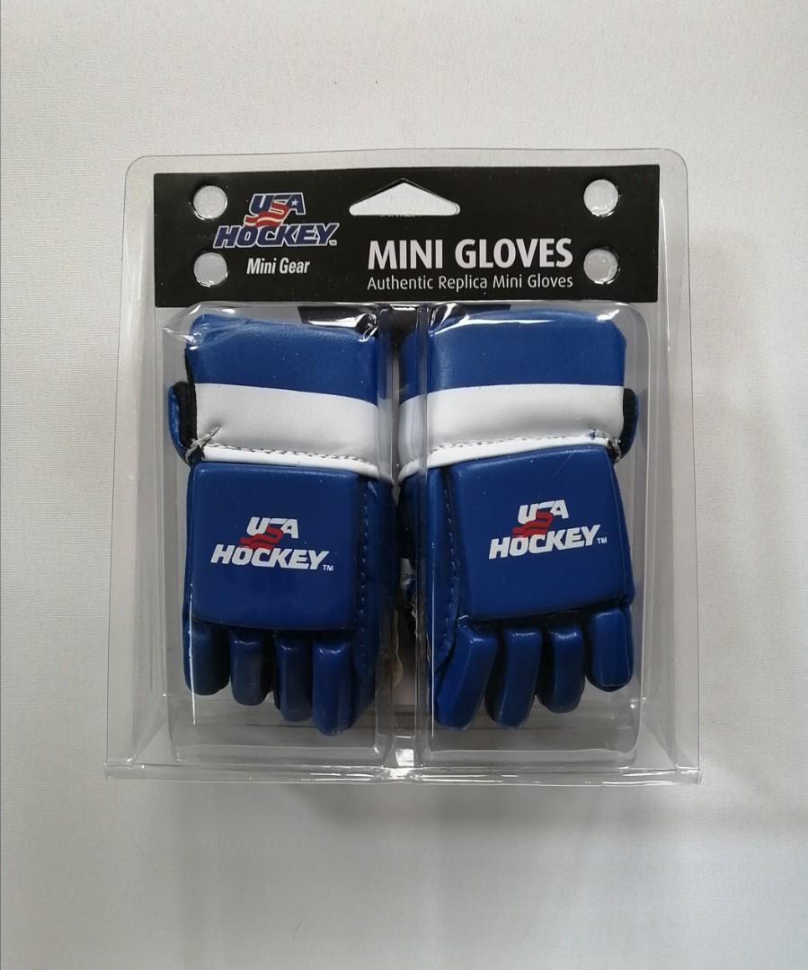 USA Hockey Mini Gloves