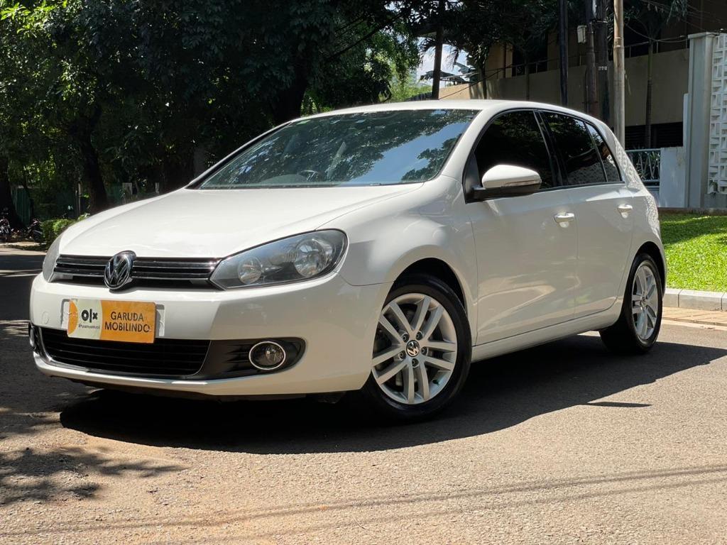 VW Golf TSI 2010 Tdp 55jt Km 50rb Service Record