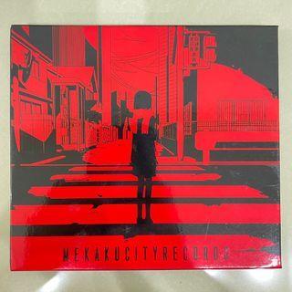 じん (自然の敵P) 自然之敵 JIN Mekaku City Records (日版通常盤CD) 陽炎