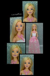 Barbie bride preloved