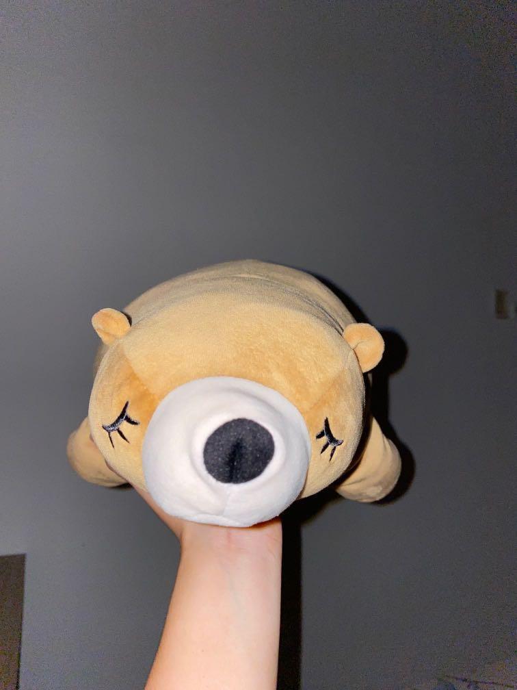 Boneka beruang miniso