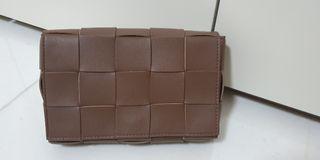 Bottega venneta inspired bag