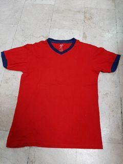 Cambridge V Neck Shirt