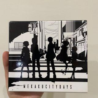 [日版二手CD 專輯] jin (自然之敵P) MEKAKUCITYDAYS 陽炎project