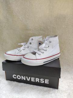 Converse Classic High White