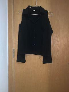 Cutout sleeves
