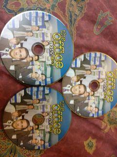 辦公室瘋雲/辦公室的故事dvd第六季 the office season 6