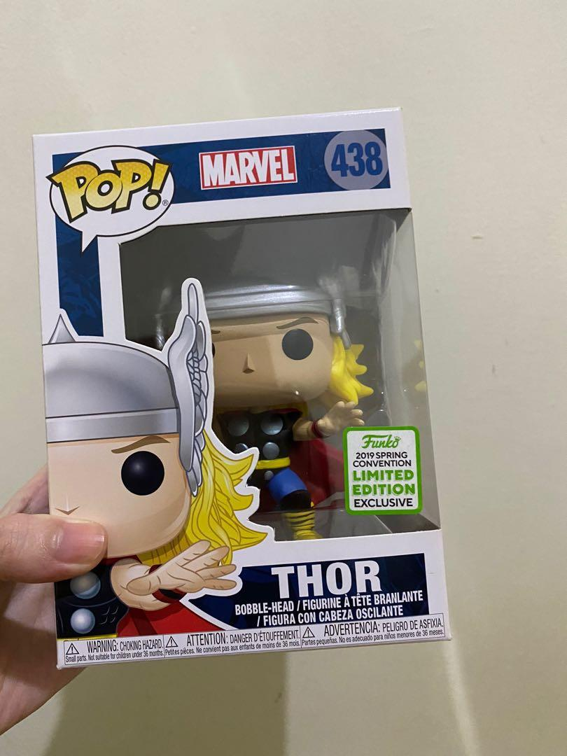 Funko Pop Marvel - Thor (Classic) (ECCC 2019)