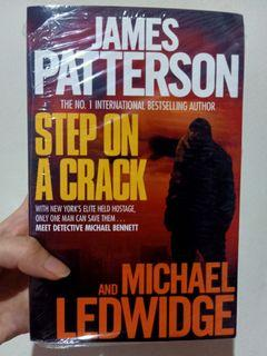 James Patterson Step on a Crack