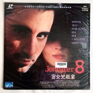 Jennifer 8 盲女兇殺案/Andy Garcia安迪嘉西亞/Uma Thurman烏瑪舒嫚(雷射影碟LD)