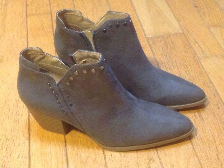 New booties size 9