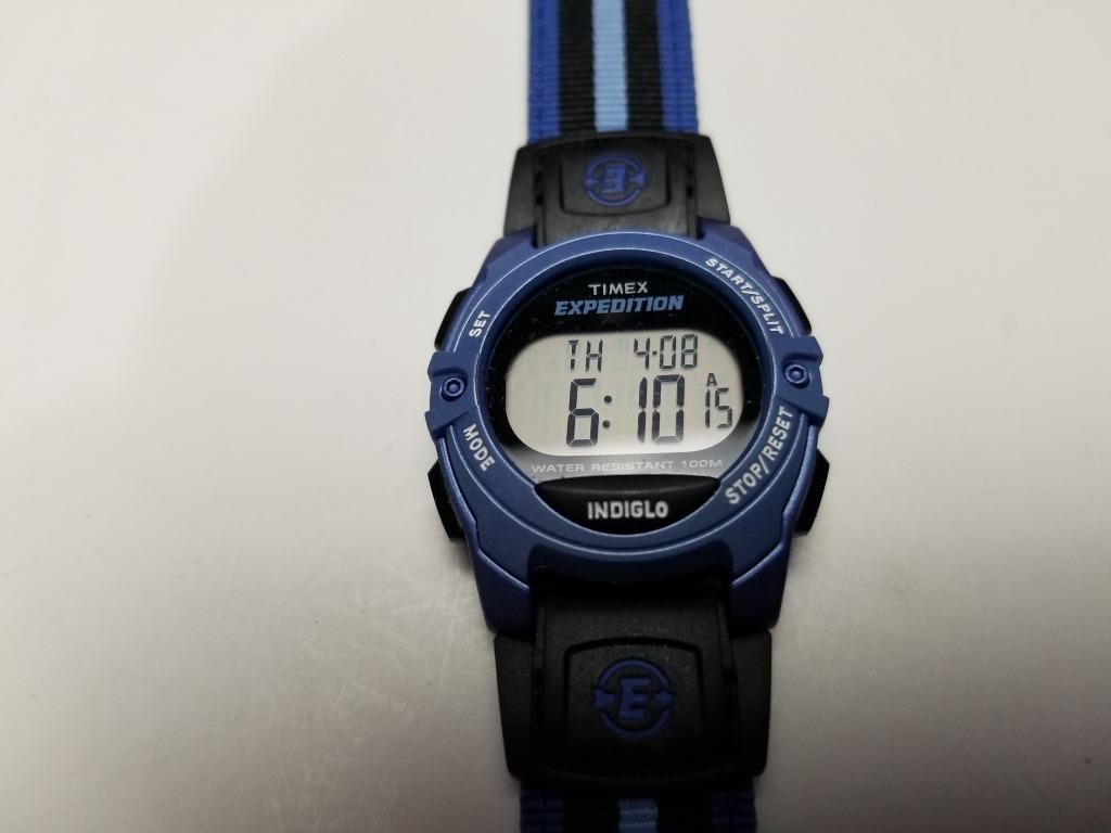 New Timex Expedition Watch