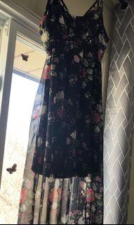 Sienna sky dress