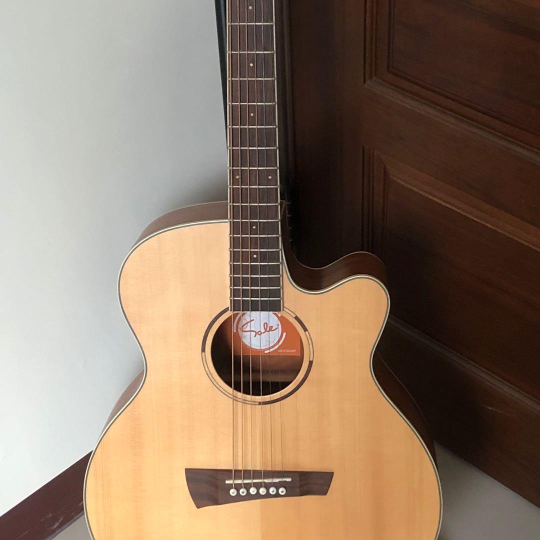 Sole吉他/面單吉他