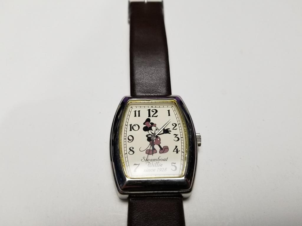 Steamboat Willie Watch