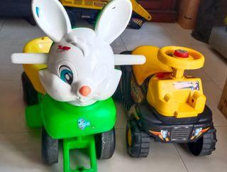 Take ALL!! Mainan kendaraan anak