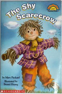 《The Shy Scarecrow》ISBN:0-439-31704-5│Scholastic│Mark Packers│六成新