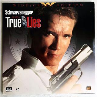 True Lies魔鬼大帝-真實謊言 Arnold Schwarzenegger阿諾史瓦辛格(雷射影碟LD)