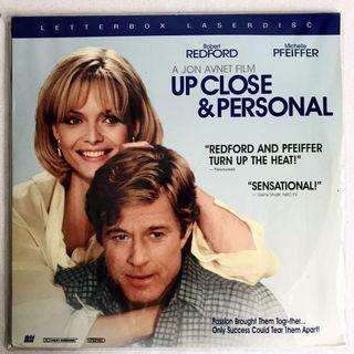 Up Close & Personal因為妳愛過我/Robert Redford/Michelle Pfeiffer(雷射影碟LD)
