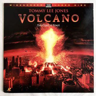 VOLCANO火山爆發 Tommy Lee Jones湯米李瓊斯(雷射影碟LD)