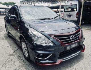 2017 Nissan ALMERA 1.5 E (NISMO) FACELIFT (A)