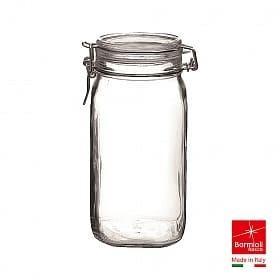 密封罐 玻璃密封罐 義大利Bormioli玻璃密封罐 密封瓶1620cc