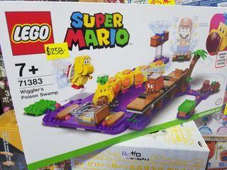全新原裝行貨 lego Super mario 超級瑪利奧 71383