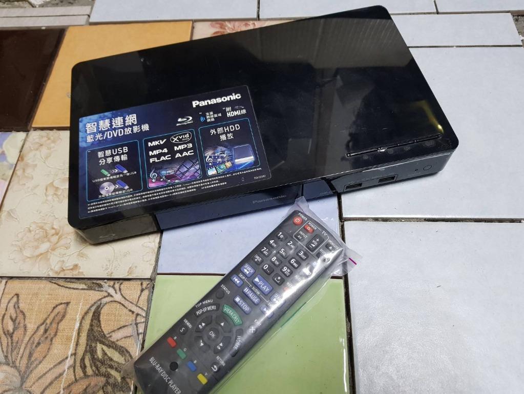 二手保固七日 PANASONIC BD81 藍光機 雙USB 取代BD83 另賣遙控器