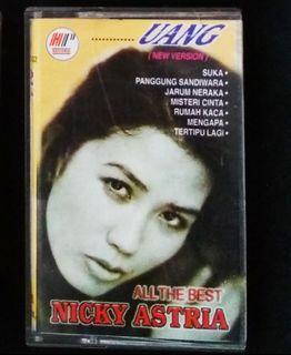 Album Lagu  Nicky Astria Anggun CS Mayangsari