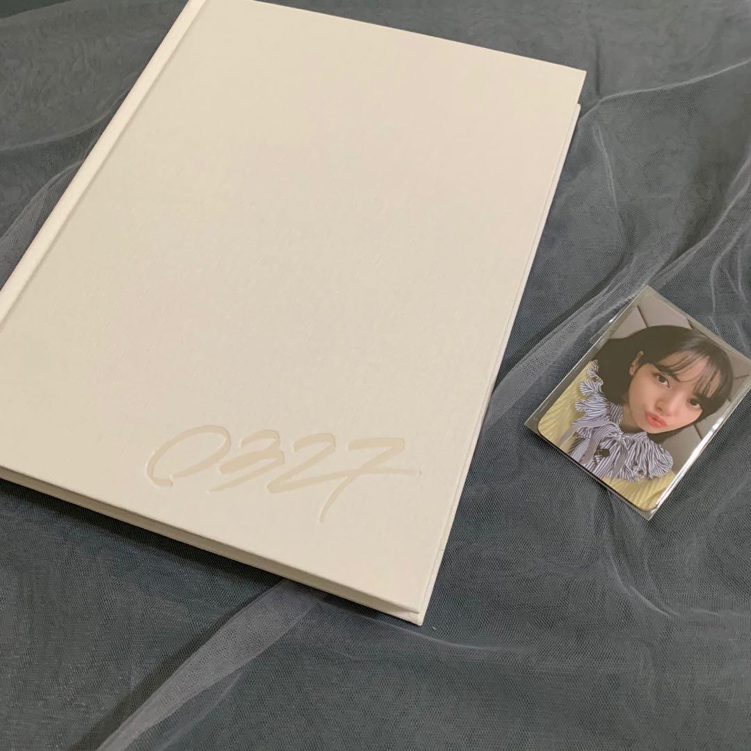 Blackpink Lisa photobook 0327