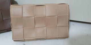 Bottega venetta inspired bag
