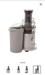 Breville Juicer - Silver