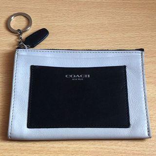 Coach Colorblock Legacy Medium Skinny Wallet Card Holder