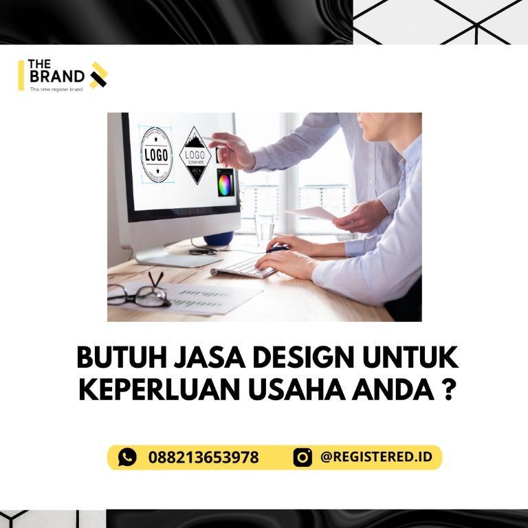 design logo aplikasi
