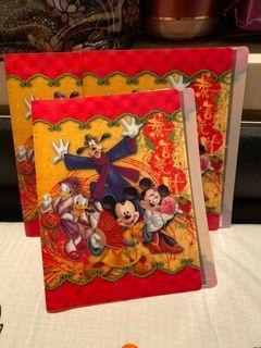Disney 3R相簿 44張 /本  🎬 快圖美, 100%正版
